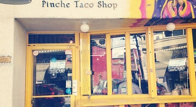 Photo of Taco Place La Taqueria at 322 W Hastings St, Vancouver, Ca V6B 1K6, Canada