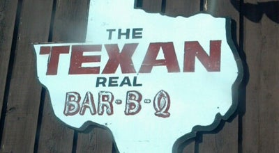 Photo of BBQ Joint The Texan Bar-B-Q at 101 N Main St, Algonquin, IL 60102, United States