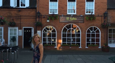 Photo of Spanish Restaurant El Sabio at Weavers Walk, Newbury RG14 1AL, United Kingdom