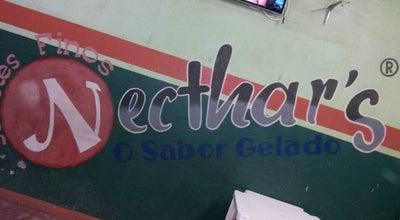 Photo of Ice Cream Shop Sorveteria Necthar's at Avenida Central Sul, 359.  Acaracuzinho, Maracanaú 61920-700, Brazil