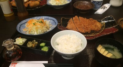 Photo of Japanese Restaurant とんかつ浜勝 イオンモール筑紫野店 at 立明寺434-1, 筑紫野市 818-0042, Japan