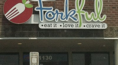 Photo of Cafe Forkful at 1130 Western Blvd, Jacksonville, NC 28546, United States