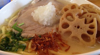 Photo of Ramen / Noodle House ベジポタラーメン Jill at 東邦1丁目3-4, 千歳市, Japan