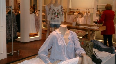 Photo of Clothing Store Club Monaco at 211 Columbus, New York, NY 10023, United States