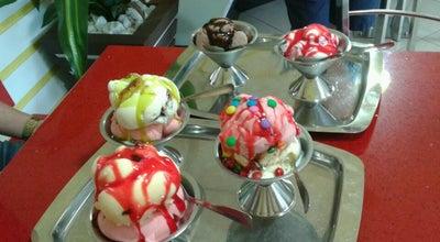 Photo of Ice Cream Shop Sorveteria Doce Mel at Av. Duque De Caxias, Garanhuns, PE, Brazil