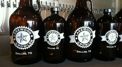 Photo of Bar Lakewood Growler at 6448 E Mockingbird Ln, Dallas, TX 75214, United States