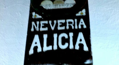Photo of Ice Cream Shop Neveria Alicia at Monte Alegre, Valle de Bravo, Mexico
