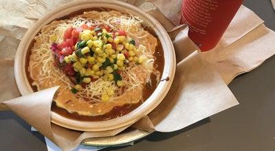 Photo of Mexican Restaurant Qdoba Mexican Grill at 430 N Rock Rd, Wichita, KS 67206, United States