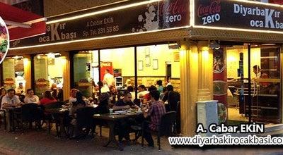 Photo of Kebab Restaurant Diyarbakır Ocakbaşı at Zafer Mahallesi Letafet Caddesi No:46, Samsun 55060, Turkey