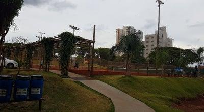 Photo of Tennis Court Ecoplay academia de tênis at Av. Petronio Portela, Maringa, Brazil