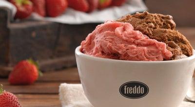 Photo of Ice Cream Shop Freddo at 610 Lincoln Street, Miami, FL, United States