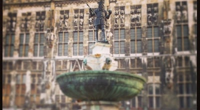Photo of Monument / Landmark Karlsbrunnen at Markt, Aachen 52062, Germany