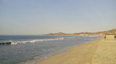 Photo of Beach Playa San Jose Del Cabo at Mexico