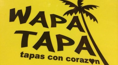 Photo of Tapas Restaurant Wapa Tapa at Spain