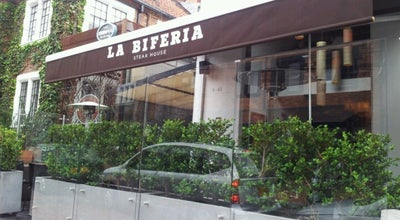 Photo of Argentinian Restaurant La Biferia at Cl. 69a 5 - 61, Bogotá, Colombia