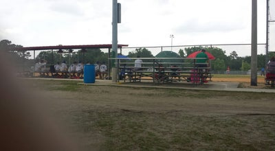 Photo of Baseball Field Marietta Athletic Association at 361 Bulls Bay Hwy, Jacksonville, FL 32220, United States