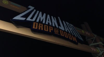Photo of Theme Park Ride / Attraction Zumanjaro Drop of Doom at 1 Six Flags Blvd, Jackson, NJ 08527, United States