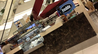 Photo of Ice Cream Shop Freddo at Shopping Iguatemi Alphaville, Barueri 06454-913, Brazil