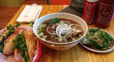 Photo of Vietnamese Restaurant Banh Mi & Co. at 1740 W Division St, Chicago, IL 60622, United States