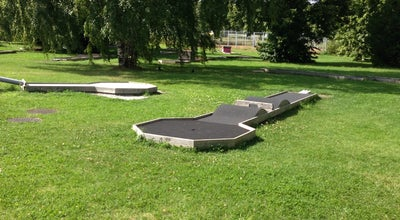 Photo of Mini Golf Paraisten minigolf at Finland
