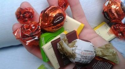 Photo of Chocolate Shop Cacau Show at R. Ramiro Barcelos, 2184, Montenegro 95780-000, Brazil