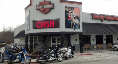 Photo of Motorcycle Shop Harley-Davison of Greensboro at 538 Farragut St, Greensboro, NC 27406, United States
