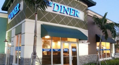 Photo of Diner The Diner at 1060 Gateway Blvd, Boynton Beach, FL 33426, United States