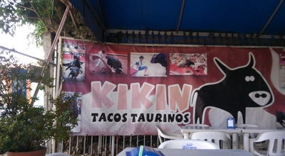 Photo of Taco Place Kikin Tacos Taurinos at Atenas Sn, Uruapan, Mexico
