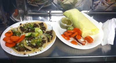 Photo of Other Venue El Paisano Taco Truck at 1100 W Sunset Blvd, Los Angeles, CA 90012