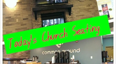 Photo of Cafe Common Ground (in Fairhaven Church) at 637 E Whipp Rd, Dayton, OH 45459, United States
