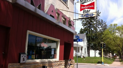 Photo of Burger Joint Matt's Bar at 3500 Cedar Ave S, Minneapolis, MN 55407, United States