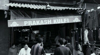 Photo of Ice Cream Shop Prakash Kulfi at Aminabad, Lucknow, India