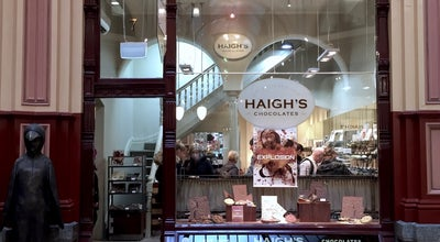 Photo of Candy Store Haigh's Chocolates at Shop 7-8, Block Arcade, 282 Collins St., Melbourne, VI 3000, Australia