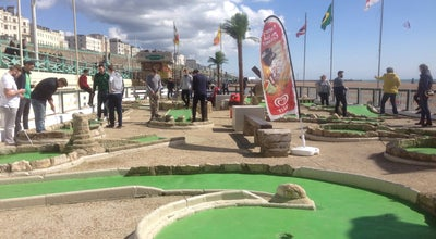 Photo of Golf Course Brighton Crazy Golf at Marina Village, Brighton BN2 5WA, United Kingdom