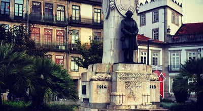 Photo of Plaza Praça Carlos Alberto at Pç. Carlos Alberto, Porto, Portugal