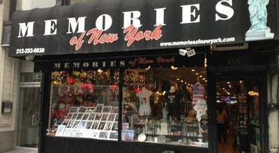 Photo of Souvenir Shop Memories of New York at 206 5th Ave, New York, NY 10010, United States