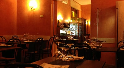 Photo of Pizza Place Spaccanapoli at Via Eurialo 10, Roma 00181, Italy