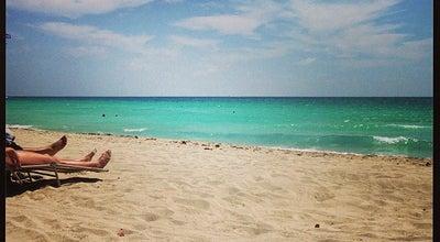 Photo of Surf Spot The Beach At 3rd at Ocean Dr, Miami Beach, FL, United States