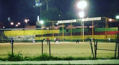 Photo of Baseball Field Parque de Softbol Azteca at Guadalupe, Mexico