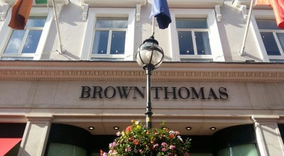 Photo of Department Store Brown Thomas at 88-95 Grafton St, Dublin 2, Ireland