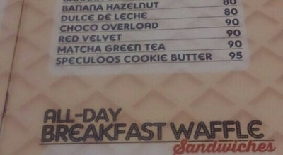 Photo of Breakfast Spot The Wicked Waffle at 4th, Manila 1000, Philippines