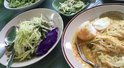 Photo of Thai Restaurant ร้านขนมจีนคุณปุ้ม at 73/7 ถ.เวียนกะพัง, Amphoe Muang Trang, Thailand