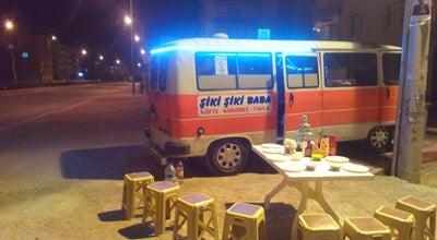 Photo of Molecular Gastronomy Restaurant Şiki Şiki Baba Köfte Kokoreç at Sancak Mah Veli Köy Sk, Konya 42071, Turkey