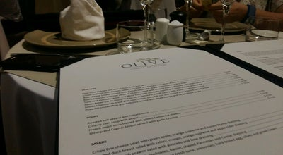 Photo of French Restaurant Olive, Cuisine de Saison at 9th Street, Siem Reap, Cambodia