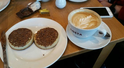 Photo of Coffee Shop Costa Coffee at Vulcan Rd, Sheffield S9 1EW, United Kingdom