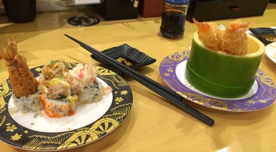 Photo of Sushi Restaurant 스시요비 Sushiyobi at 롯데백화점 평촌점 B1f, 안양시, South Korea