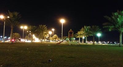 Photo of Beach كورنيش الخامسة   AlKhamsa Corniche at Qatif, Saudi Arabia