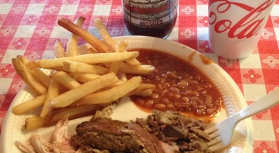 Photo of BBQ Joint Fat Boy's Bar B Que Ranch at 154 1st St, Prattville, AL 36067, United States