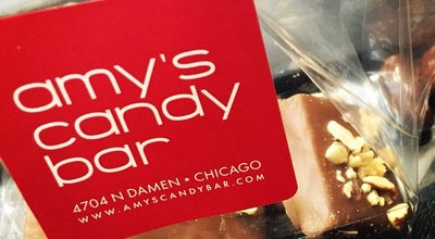 Photo of Candy Store Amy's Candy Bar at 4704 N Damen Ave, Chicago, IL 60625, United States