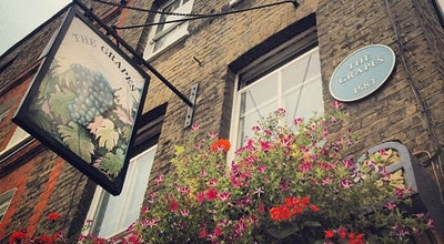 Photo of Pub The Grapes at 76 Narrow St, Limehouse E14 8BP, United Kingdom